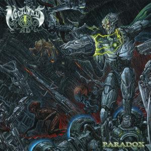 Portada del album Paradox de Nocturnus AD