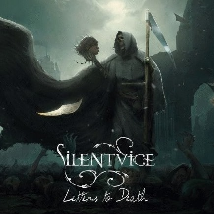 SILENTVICE (ESP) – Letters to Death, 2019
