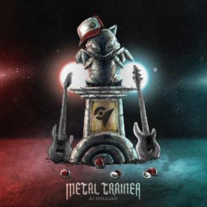 Portada del album Metal Trainer de Ro Panuganti