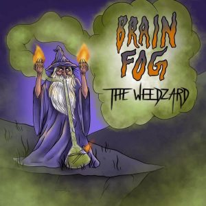 Portada del album The Weedzard de Brain Fog