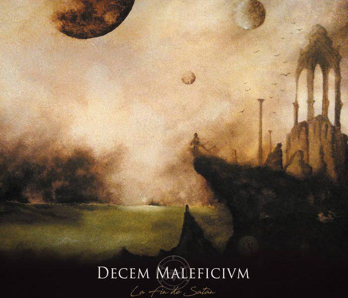 DECEM MALEFICIUM (CHL) – La fin de Satán, 2019
