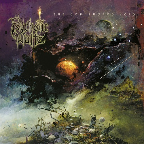 PSYCHOTIC WALTZ (USA) – The god shaped-void, 2020