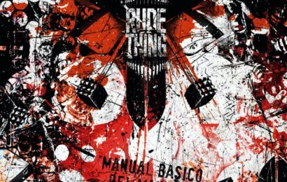 RUDE THING (ESP) – Manual básico del maníaco, 2019