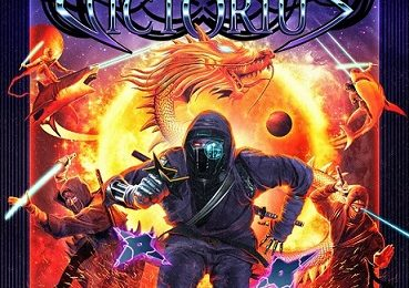 VICTORIUS (DEU) – Space ninjas from Hell, 2020