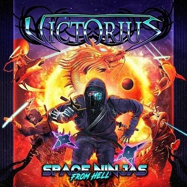 VICTORIUS (DEU) – Space ninjas from Hell, 2020