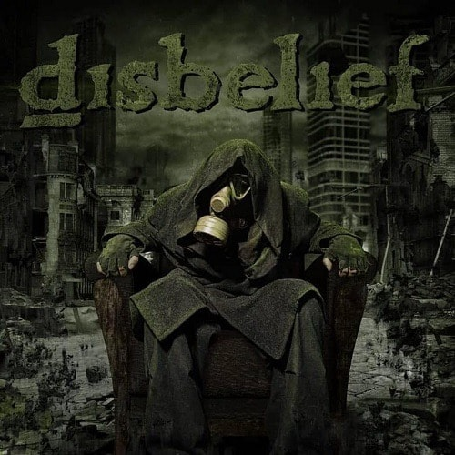 DISBELIEF (DEU) – The ground collapses, 2020