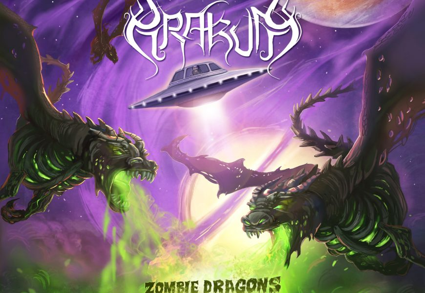 DRAKUM (ESP) – Zombie dragons from outer space, 2020