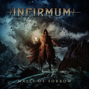 Portada del album Walls of Sorrow de Infirmum