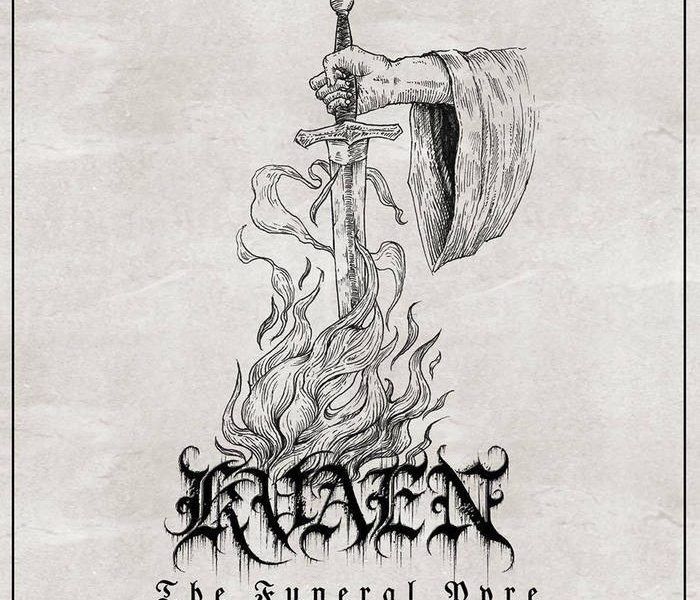 KVAEN (SWE) – The funeral pyre, 2020