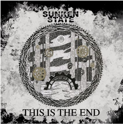 Premier: «This is the end» nuevo lyric video de SUNKEN STATE (ZAF)