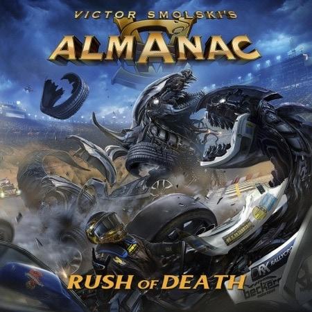 ALMANAC (DEU) – Rush of death, 2020