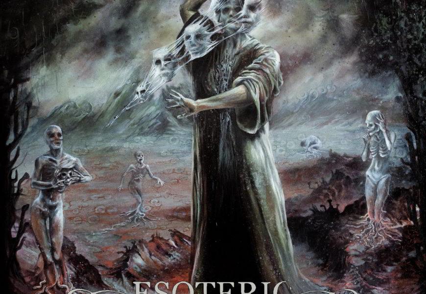 ESOTERIC (GBR) – A pyrrhic existence, 2019