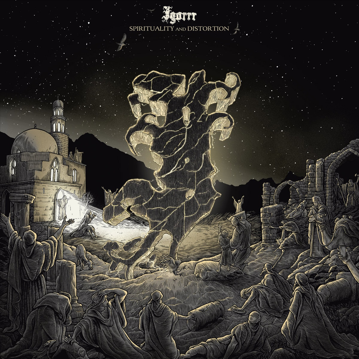IGORRR (FRA) – Spirituality and distortion, 2020