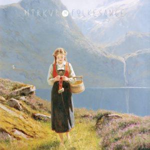 "Portada del álbum ""Folkesange"" de Myrkur."