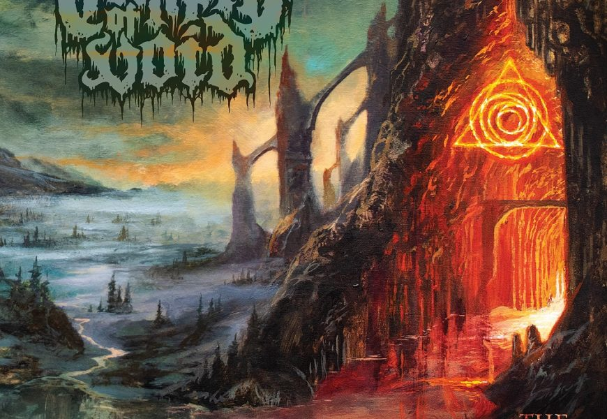 TEMPLE OF VOID (USA) – The world that was, 2020