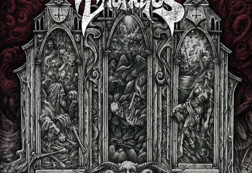 THANATOS (NLD) – Violent rituals death, 2020