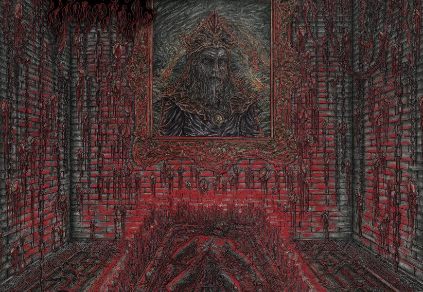 VALDRIN (USA) – Effigy of nightmares, 2020
