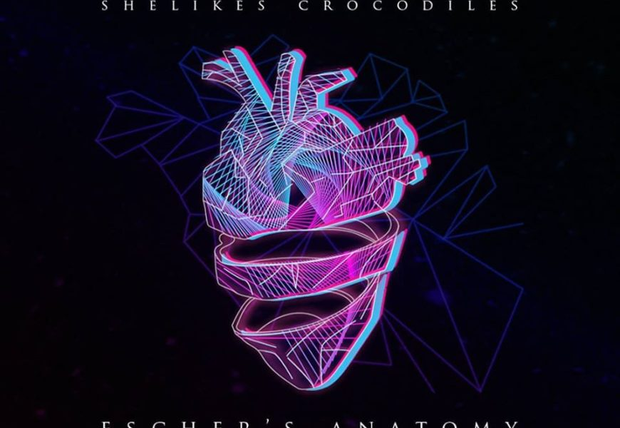 SHELIKES CROCODILES (ESP) – Escher's anatomy, 2019