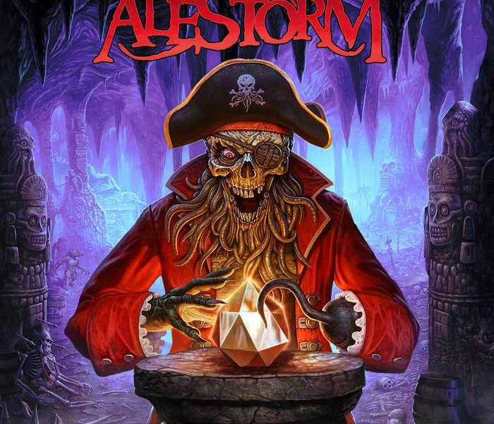 ALESTORM (GBR) – Curse of the Crystal Coconut, 2020