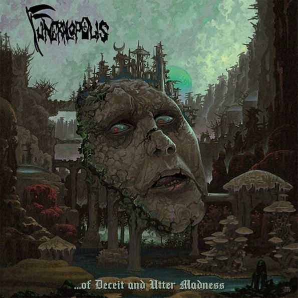 FUNERALOPOLIS (CHE) – …Of deceit and utter madness, 2020