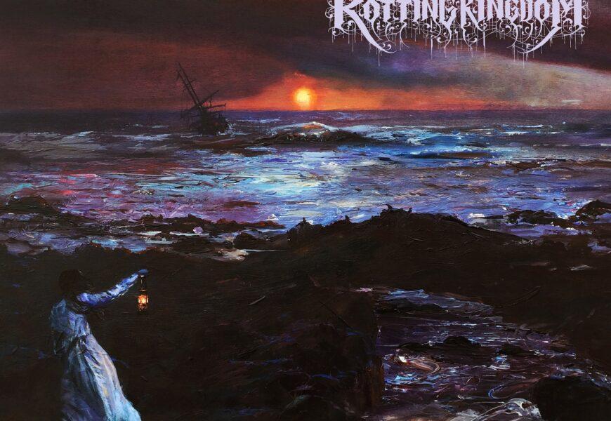 ROTTING KINGDOM (USA) – A deeper shade of sorrow, 2020