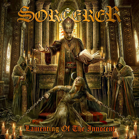 SORCERER (SWE) – Lamenting of the innocent, 2020