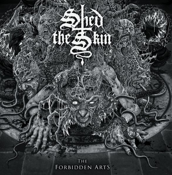 SHED THE SKIN (USA) – The forbidden arts, 2020