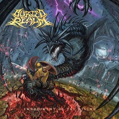BURIED REALM (USA) – Embodiment of the divine, 2020