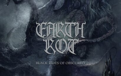 EARTH ROT (AUS) – Black tides of obscurity, 2020