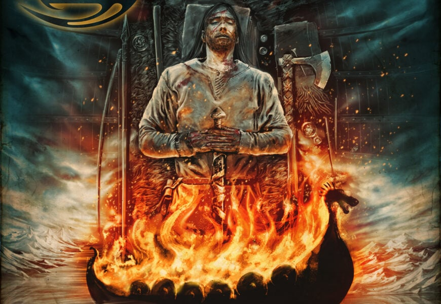 FALCONER (SWE) – From a dying ember,  2020