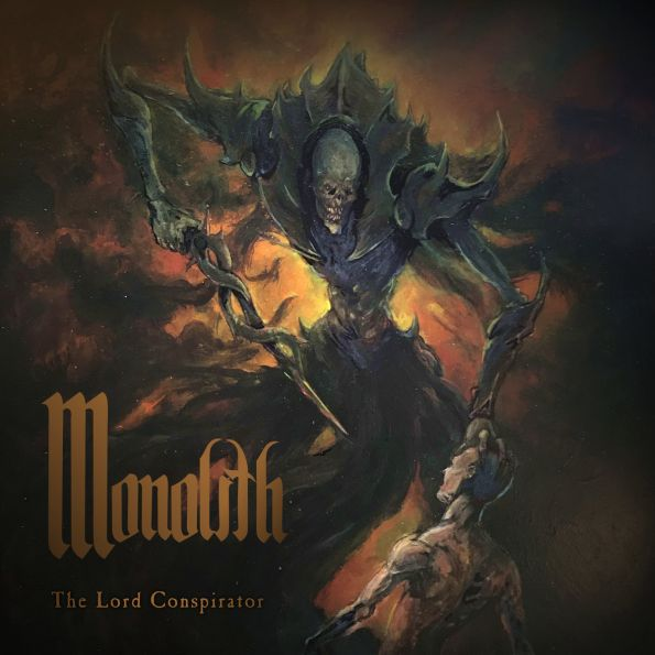 MONOLITH (ZAF) – The Lord conspirator, 2020