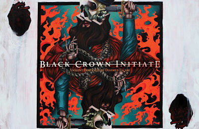 BLACK CROWN INITIATE (USA) – Violent portraits of doomed escape, 2020