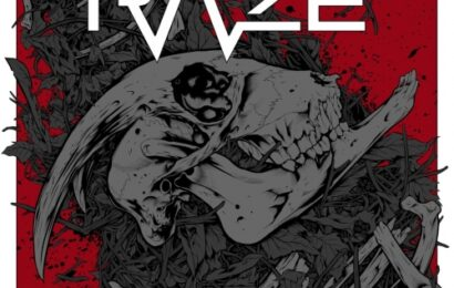 RAZE (ESP) – Grave for the weak, 2020