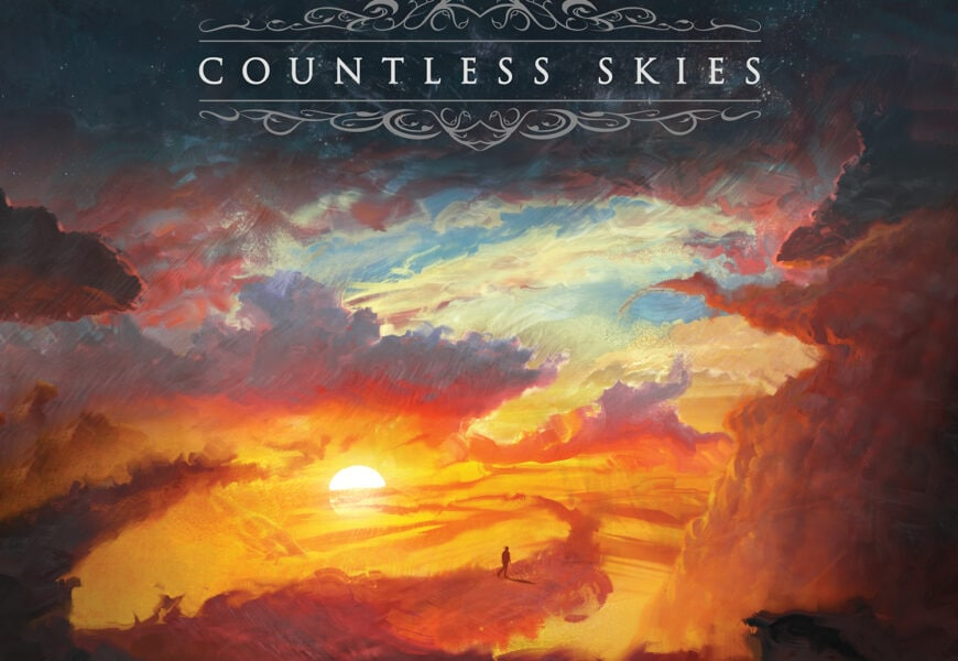 COUNTLESS SKIES (GBR) – Glow, 2020