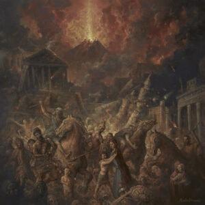 Portada del disco Pompei