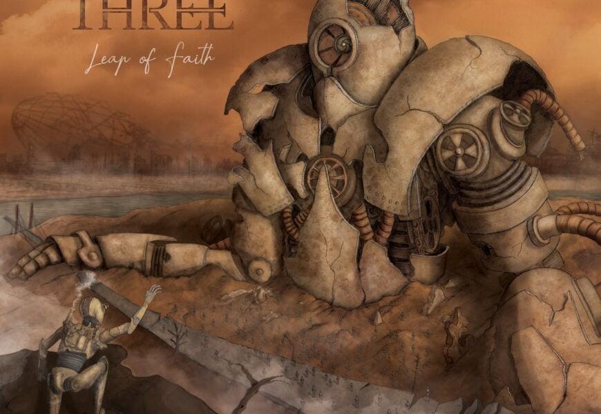 PECULIAR THREE (GRC) – Leap of faith, 2020