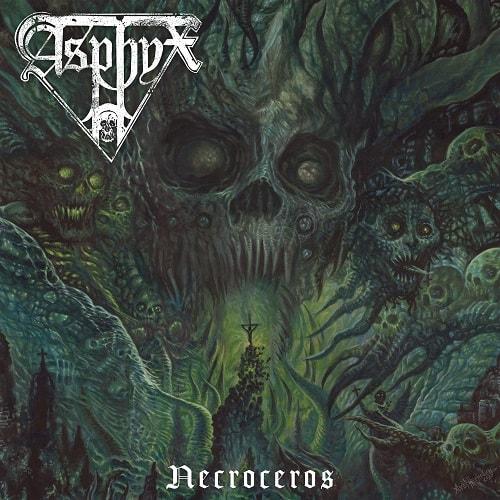 ASPHYX (NLD) – Necroceros, 2021
