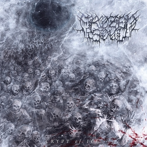 FROZEN SOUL (USA) – Crypt of ice, 2021