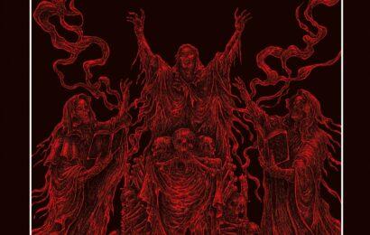ANARCHOS (NLD) / MORBID STENCH (SLV/CRI) – Ghospels of necromancy, 2020