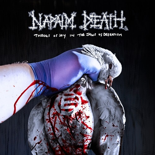 NAPALM DEATH (GBR) – Throes of joy in the jaws of defeatism, 2020