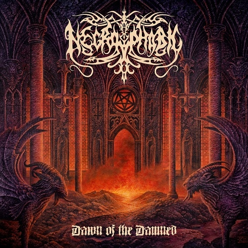 NECROPHOBIC (SWE) – Dawn of the damned, 2020