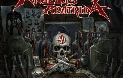 ANGELUS APATRIDA (ESP) – Angelus Apatrida, 2021