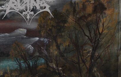 LIE IN RUINS (FIN) – Floating in timeless streams, 2020