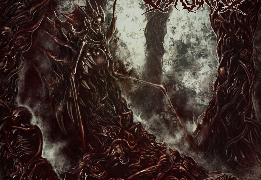 MARASMUS (USA) – Necrotic overlord, 2021