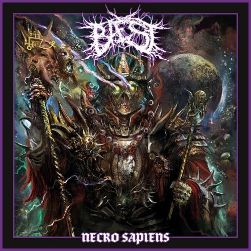 BAEST (DNK) – Necro sapiens, 2021