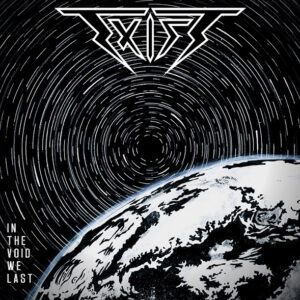 Portada del Album In The Void We Last de Exist