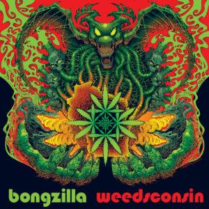 Portada del album Weedscoin de Bongzilla