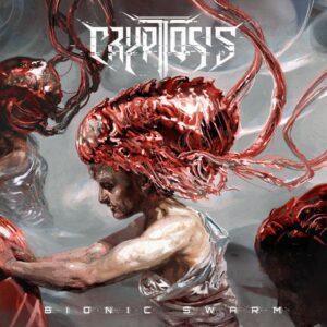 Portada del album Bionic Swarm de Cryptosis