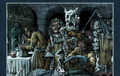 DREAD SOVEREIGN (IRL) – Alchemical warfare, 2021