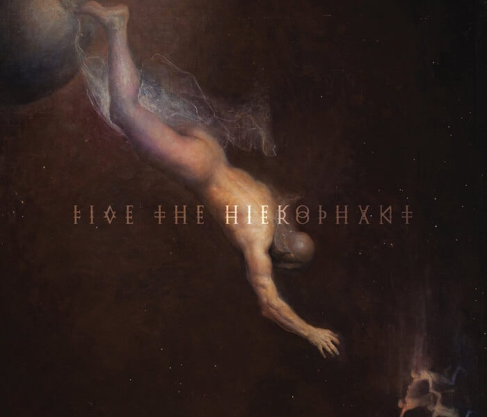 FIVE THE HIEROPHANT (GBR) – Through aureate void, 2021